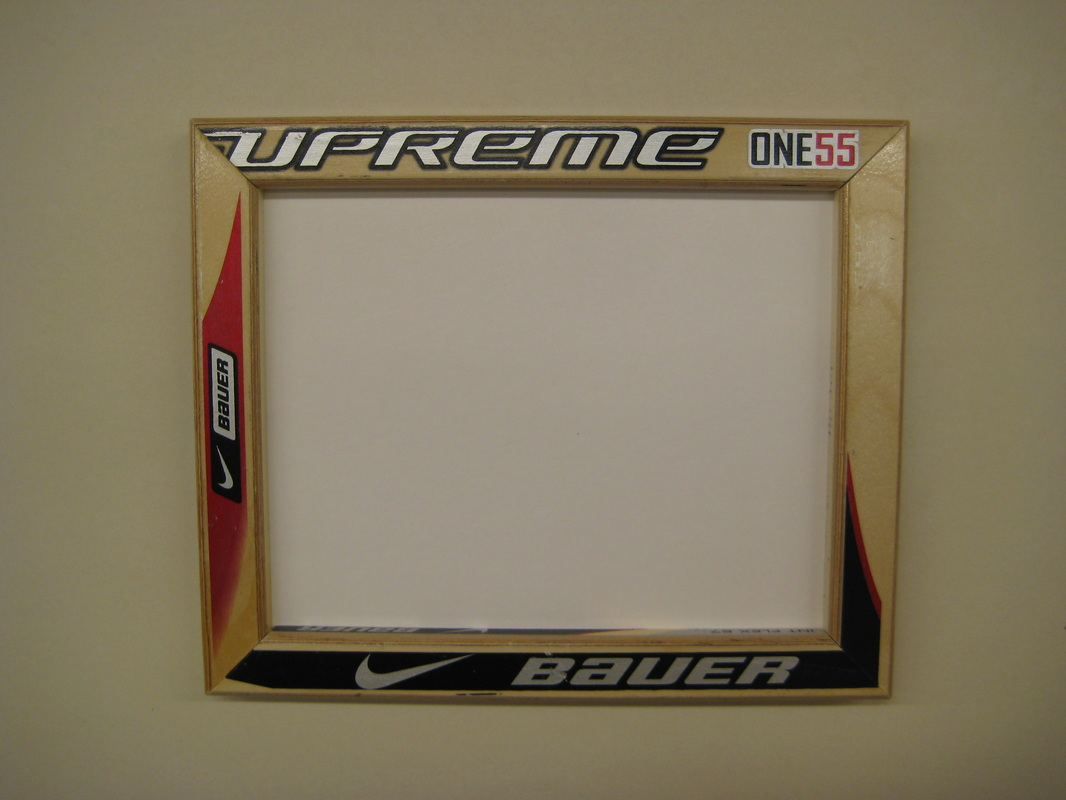 Hockey Stick Picture Frames Picture Frame Ideas